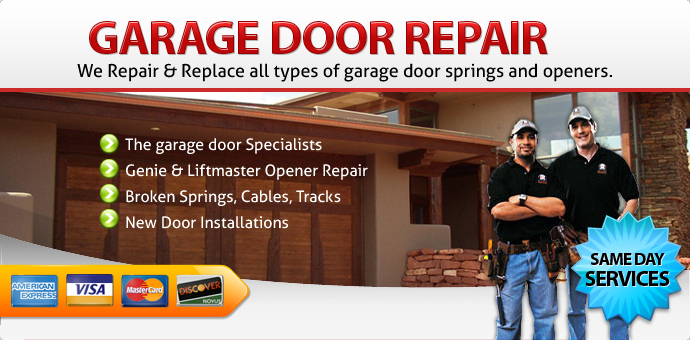 Garage Door Repair Sun City Az